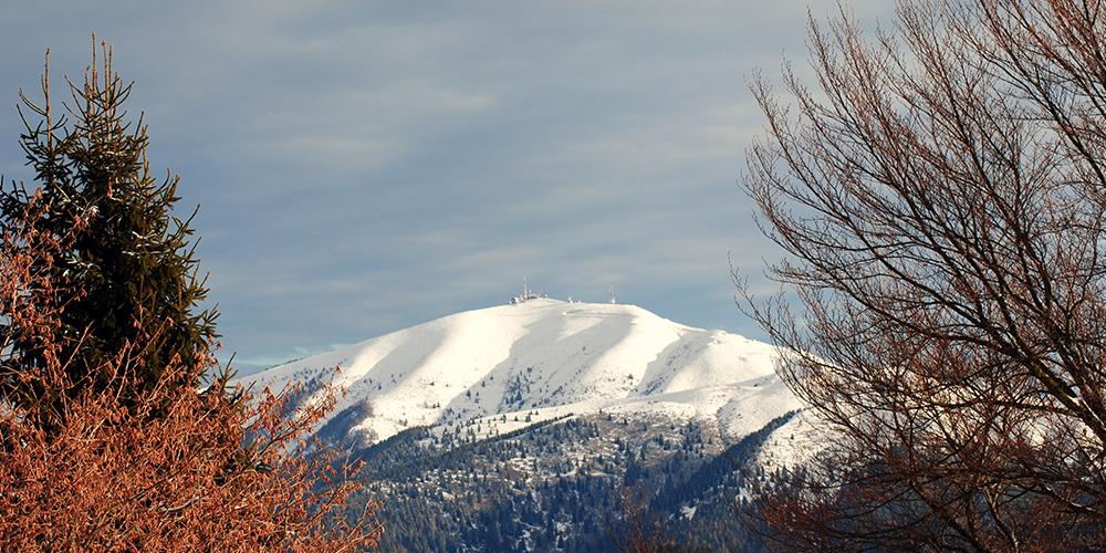 Monte Cimone e bivacco Col de Gai