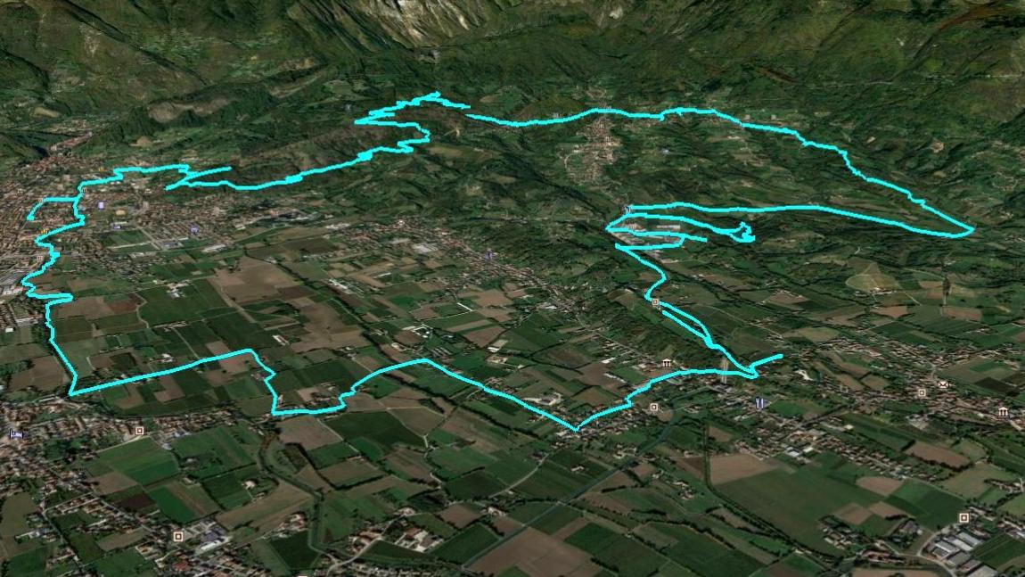E bike Tour delle Grotte