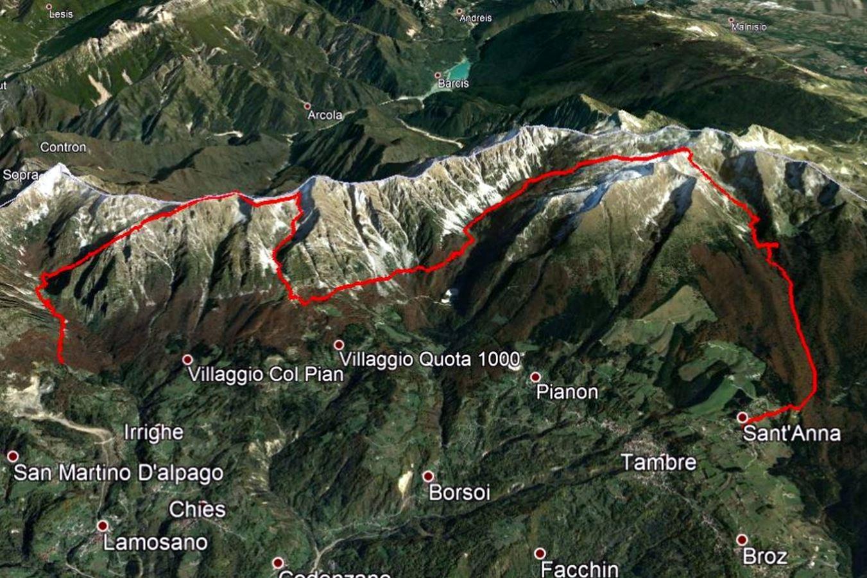 mappa-trekking-alpago