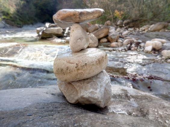 river-trekking
